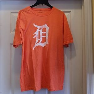 Super soft Fanatics Detroit Tigers tee Sz XL